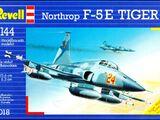 Revell/Germany 1/144 04018 Northrop F-5E Tiger II