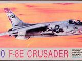 Hobbycraft 1/100 HC1161 F-8E Crusader