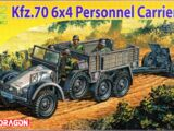 Dragon Models 1/72 7377 Kfz.70 6x4 Personnel Carrier
