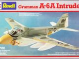 Revell/Germany 1/100 4019 Grumman A-6A Intruder