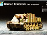 Trumpeter 1/72 07212 Brummbar Late production