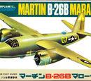 Crown 1/144 Martin B-26B Marauder