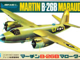 Crown 1/144 Martin B-26B Marauder