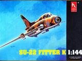 Hobbycraft 1/144 HC1016 Su-22 Fitter K