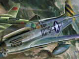 Academy 1/72 North American P-51B Mustang