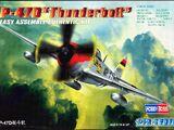 Hobby Boss 1/72 80257 P-47D Thunderbolt