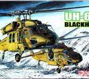 Dragon Models 1/144 4578 UH-60L Black Hawk
