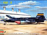 """MPM 1/72 72537 X-15A-2 """"Hi-tech Version"""""""