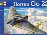 Revell/Germany 1/72 04312 Horten Go 229