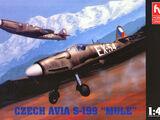 Hobbycraft 1/48 Avia S-199