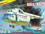 Zvezda 1/72 7254 Mil Mi-8