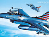 Academy 1/72 General Dynamics YF-16 Fighting Falcon