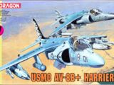Dragon Models 1/144 McDonnell Douglas AV-8B Harrier II