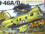 Academy 1/48 Boeing Vertol CH-46A/D Sea Knight