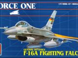 AMT/ERTL 1/72 8696 General Dynamics F-16A Fighting Falcon