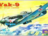 ICM 1/72 72023 Yak-9