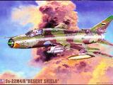 "Mastercraft 1/72 D-17 Sukhoi Su-22M4/R ""Desert Shield"""