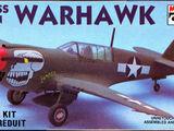 Minicraft/Hasegawa 1/72 1115 Curtiss P-40N Warhawk