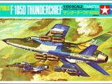 Tamiya 1/100 F.H.Republic F-105D Thunderchief
