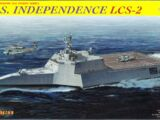 Dragon Models 1/700 7092 U.S.S. Independence LCS-2
