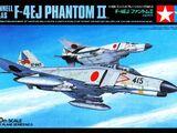 Tamiya 1/100 McDonnel Douglas F-4E/EJ Phantom II