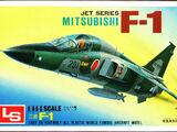 LS 1/144 A116 Mitsubishi F-1