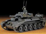 Hasegawa 1/72 MT26 Cruiser Tank Crusader Mk.III
