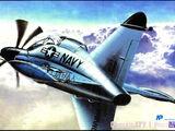 Mastercraft 1/72 D-2 Convair XFY-1 Pogo