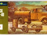 Minicraft/Hasegawa 1/72 716 Fuel Truck Isuzu TX-40