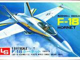 LS 1/144 A123 McDonnell Douglas F-18 Hornet