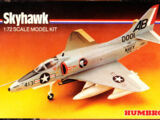 Humbrol 1/72 HK72015 Skyhawk