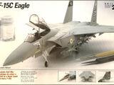 Testors/Italeri 1/72 660 McDonnell Douglas F-15C Eagle