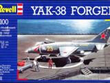 Revell/Germany 1/100 4081 Yak-38 Forger