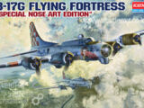 Academy 1/72 Boeing B-17G Flying Fortress