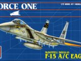 AMT/ERTL 1/72 8694 McDonnell Douglas F-15A/C Eagle