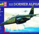 Revell/Germany 1/144 4095 Dassault Breguet/Dornier Alpha Jet