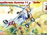 Eastern Express 1/72 72161 Nieuport 11 Bebe