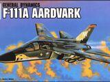 AMT/ERTL 1/72 8840 General Dynamics F-111A Aardvark