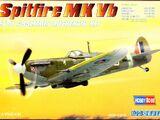 Hobby Boss 1/72 80212 Spitfire Mk Vb