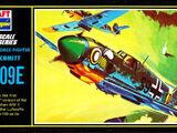 Minicraft/Hasegawa 1/72 107 Messerschmitt Bf 109E
