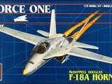 AMT/ERTL 1/72 8697 McDonnell Douglas F-18A Hornet