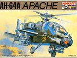Minicraft/Hasegawa 1/72 1218 AH-64A Apache