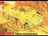 Roden 1/72 707 Sd.Kfz.234/3