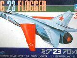 Crown 1/144 Mikoyan MiG-23