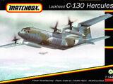Matchbox 1/144 40420 Lockheed C-130 Hercules