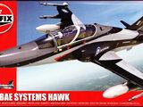 Airfix 1/72 A03073 BAE Systems Hawk