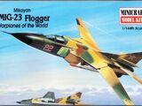 Minicraft 1/144 14427 Mikoyan MiG-23 Flogger