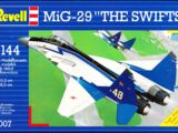 "Revell/Germany 1/144 04007 MiG-29 ""The Swifts"""