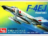 LS 1/144 A122 McDonnell Douglas F-4EJ Phantom II