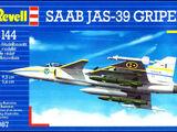 Revell/Germany 1/144 04087 Saab JAS-39 Gripen